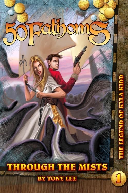 The Legend of Kyla Kidd I: Through the Mists