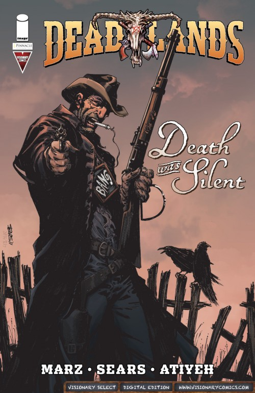 Deadlands_DeathWasSilent cover