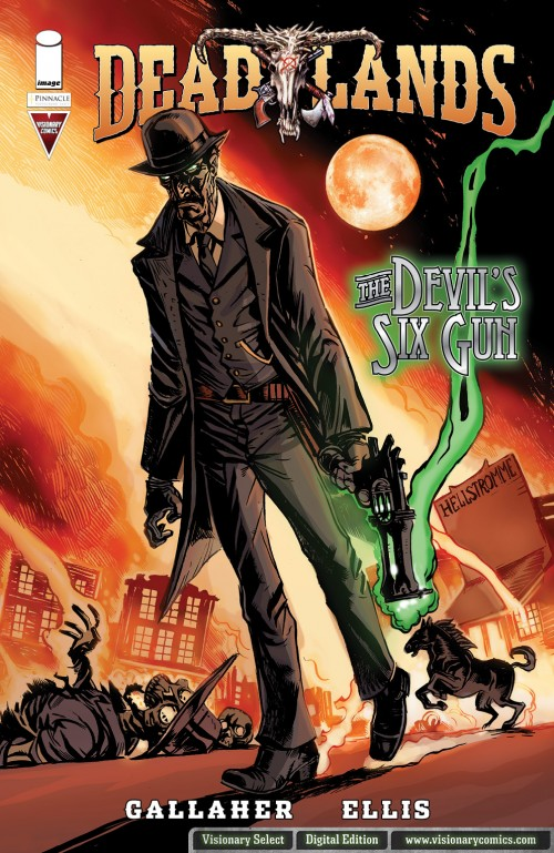 Deadlands_DevilsSixGun cover