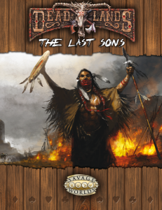 The Last Sons for Deadlands