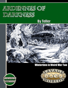 Weird War II-Ardennes of Darkness