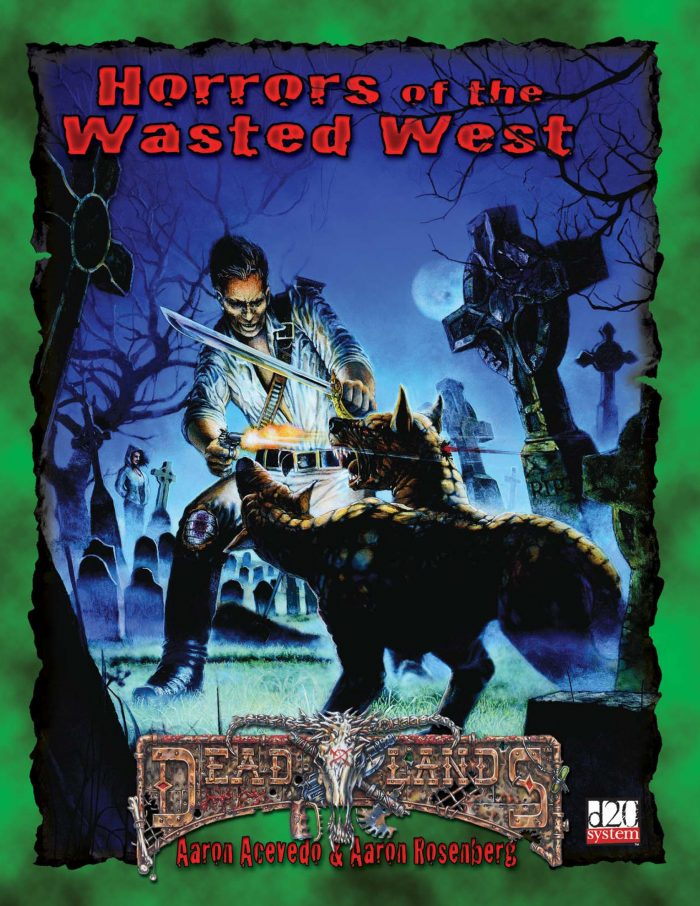 Horrors of the Wasted West