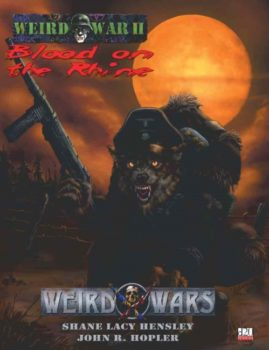 Weird War Two: Blood on the Rhine