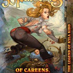 The Adventures of Kyla Kidd 3 - Of Careens, Swings and Flings