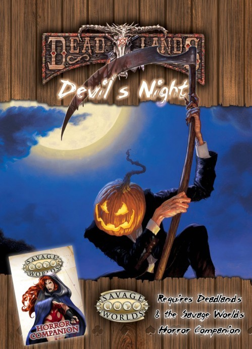 Deadlands Reloaded: Devil's Night