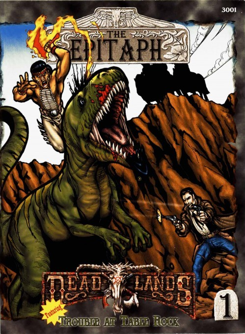Deadlands Epitaph #1