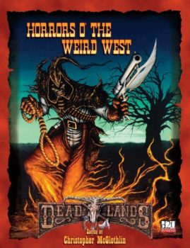 Horrors of the Weird West