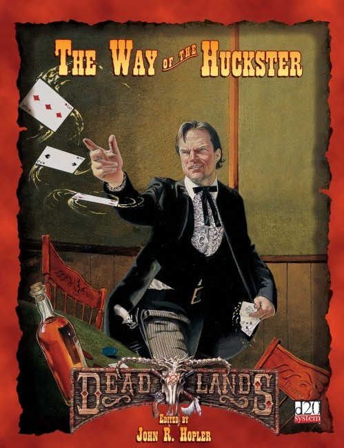 Way of the Huckster