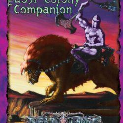 Lost Colony Companion