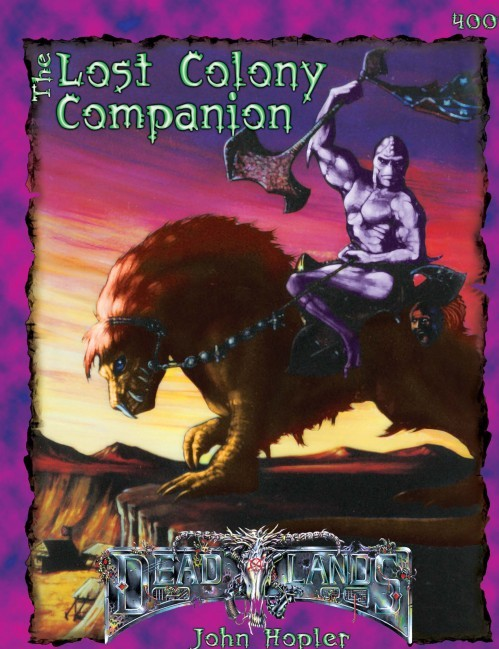 Lost Colony Companion