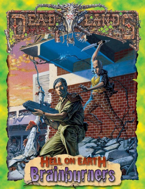 Hell on Earth Classic: Brainburners