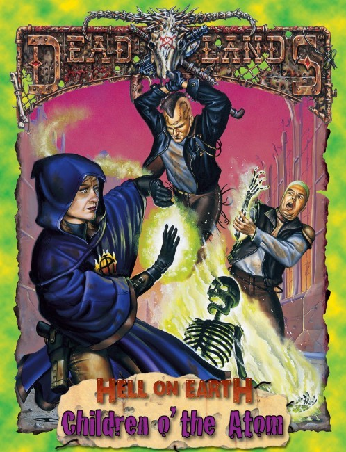 Hell on Earth Classic: Children o' the Atom