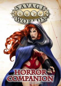 Savage Worlds Horror Companion Bundle