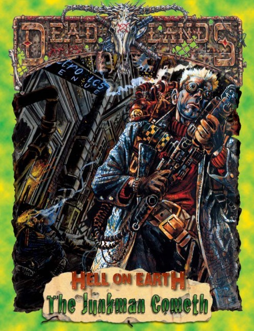 Hell on Earth Classic: The Junkman C