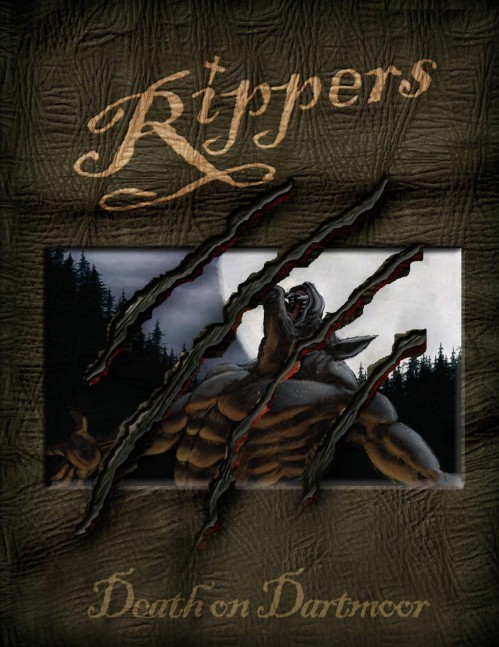 Rippers: Death on Dartmo
