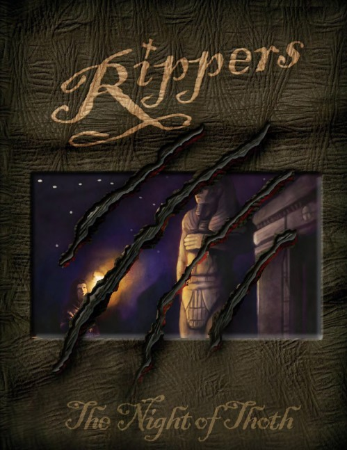 Rippers:The Night of Thoth
