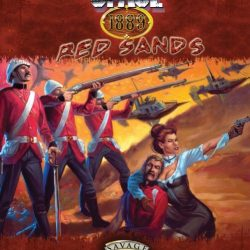 Space 1889: Red Sands