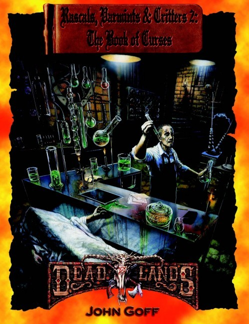 deadlands hucksters and hexes pdf