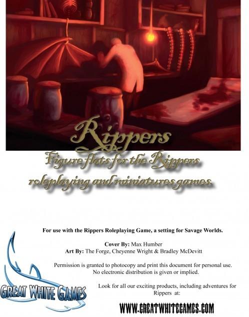 Rippers Figure Flats