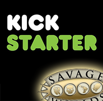 Savage Worlds Dawns on Kickstarter