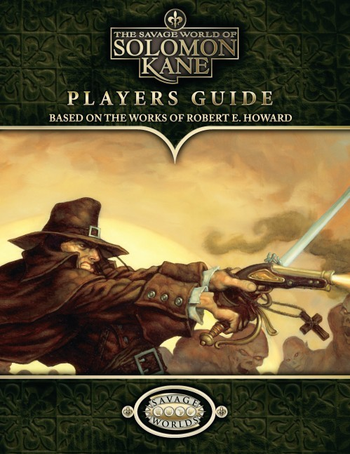 Solomon Kane Player's Guilde