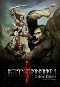 Beasts and Barbarians Golden Edition