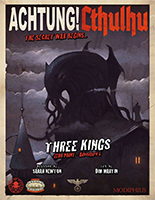 Achtung! Cthulhu Book One