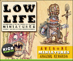 Low Life Minis Kickstarter