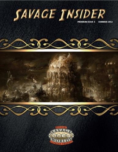 Savage Insider Premium Issue 3