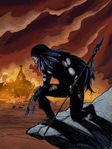 Raven Graphic Novel Kickstarter
