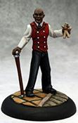 Reaper Baron Simone LaCroix Miniature
