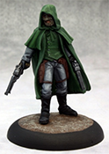Ole Pete Deadlands Miniature