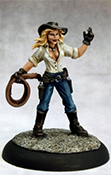 Reaper Wichita Witch Miniature