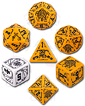 Deadlands Reloaded Dice Set