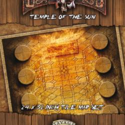 Temple of the Sun Deadlands Tile Map PDF