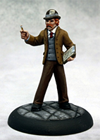 Muckraker Deadlands Mini