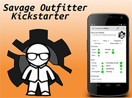 Savage Outfitter Kickstarter