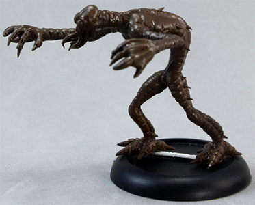 Wormling Green for Studio 2 Publishing's Hell on Earth Miniature Mega-Release Kickstarter