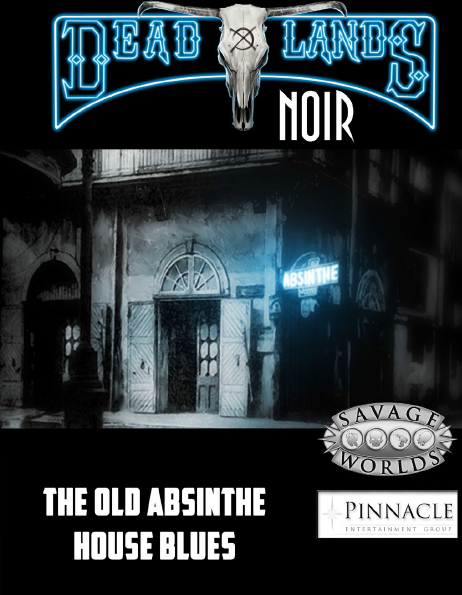 The Old Absinthe House Blues PDF