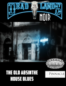 The Old Absinthe House Blues PDF on the Pinnacle PDF Store