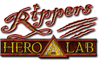 Rippers for Hero Lab