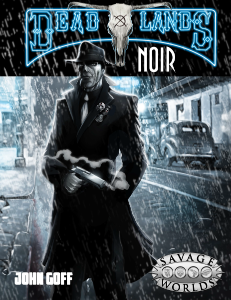 Deadlands: Noir (T.O.S.) -  Studio 2 Publishing