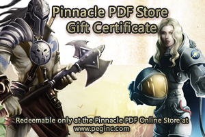 Pinnacle Gift Certificate