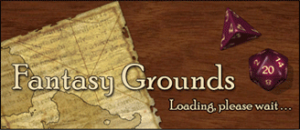 Fantasy Grounds Virtual Tabletop Software