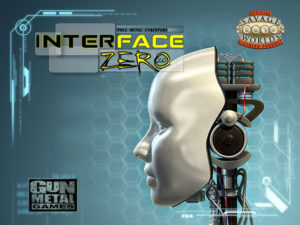 Interface Zero 2.0 Kickstarter Campaign