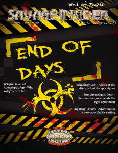 Savage Insider 7: End of Days