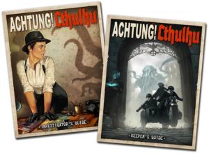 Achtung! Cthulhu Kickstarter Campaign