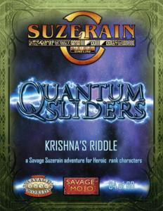 Krishna's Riddle