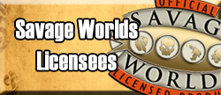 Savage World Licensees