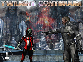 Twilight Continuum Kickstarter by Mystical Throne Entertainment